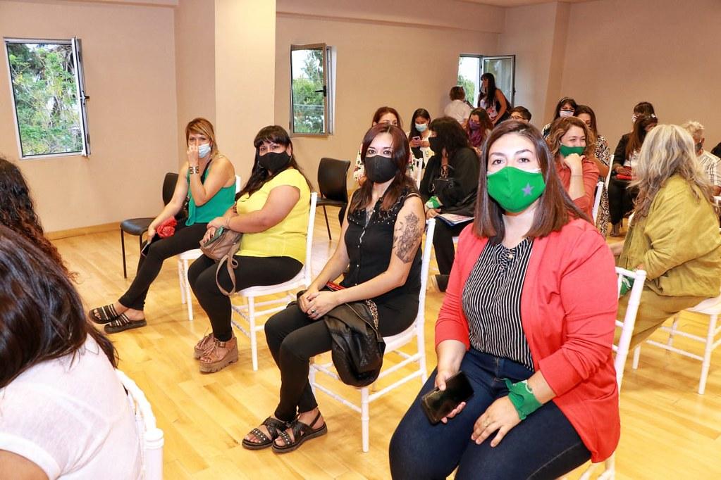 2021-03-08: DESARROLLO HUMANO : Consejo Provincial de Protección Integral de la Mujer